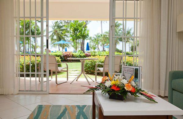 Pool/ Garden View One Bedroom Suite