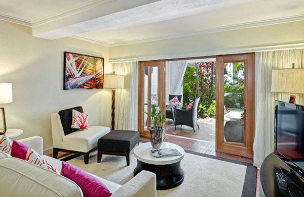 Garden View Junior Suite