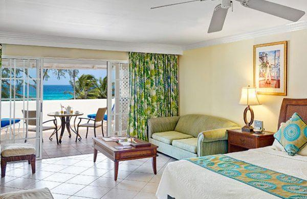 Deluxe Ocean View Junior Suite