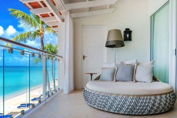 Luxury Oceanfront Room