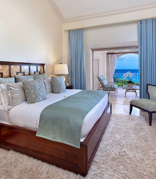 Three Bedroom Beachfront Penthouse Villa