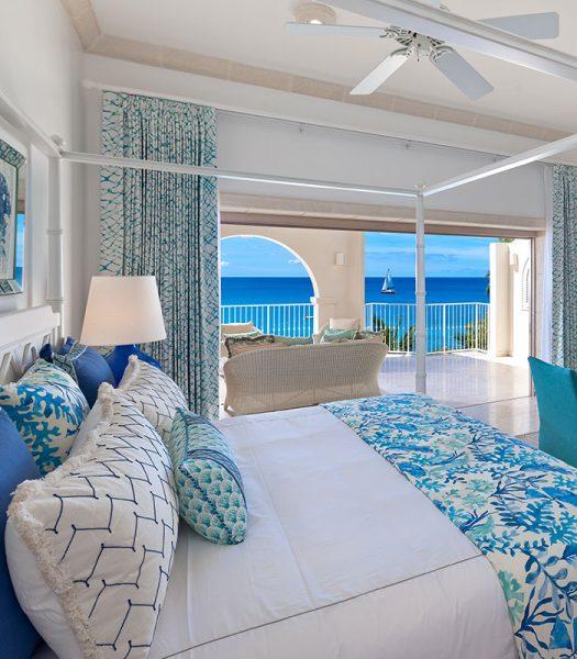 Five Bedroom Beachfront Penthouse Villa