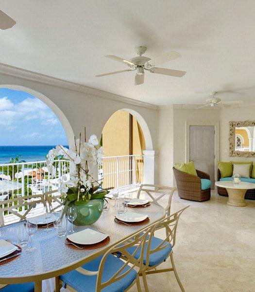 One, Two or Three Bedroom Beachfront Villa