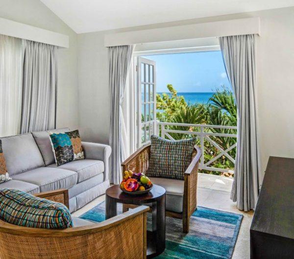 Luxury Ocean View One Bedroom Suite