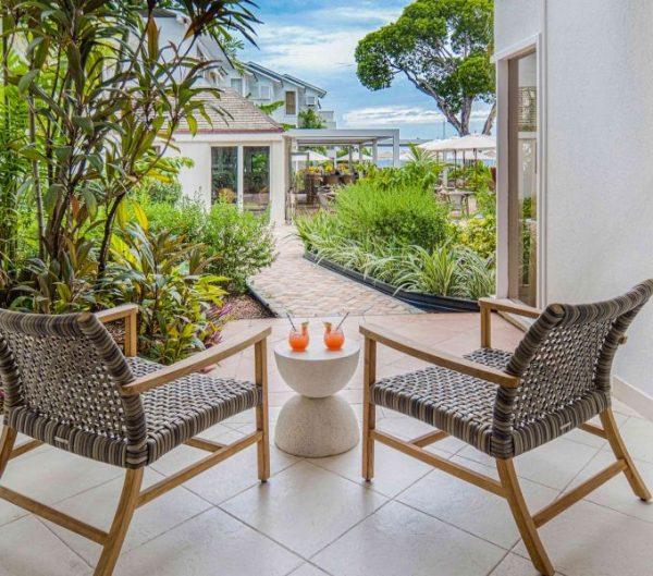 Garden View One Bedroom Suite