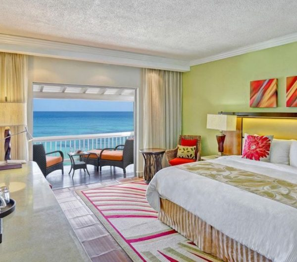 Ocean Front Room with Sleeper Chair