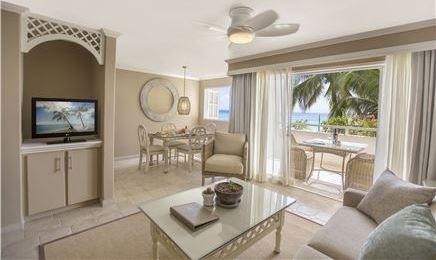 Two Bedroom Beachfront Suite