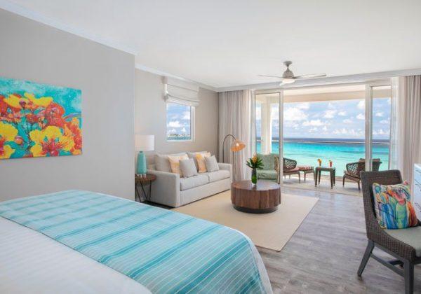 Luxury Oceanfront Junior Suite