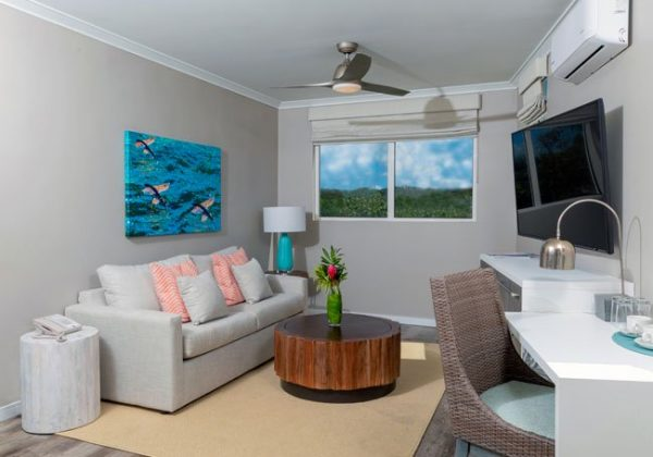 Luxury Two Bedroom Family Suite
