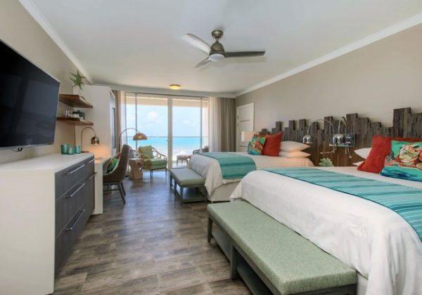 Luxury Two Bedroom Ocean Front Suite