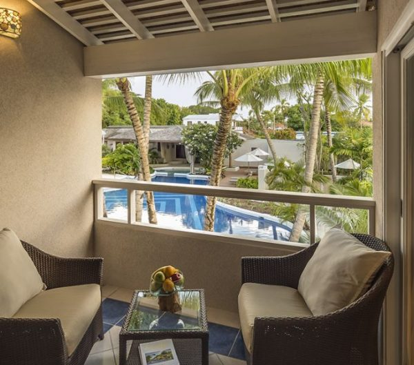 Pool View Spa Guest Room
