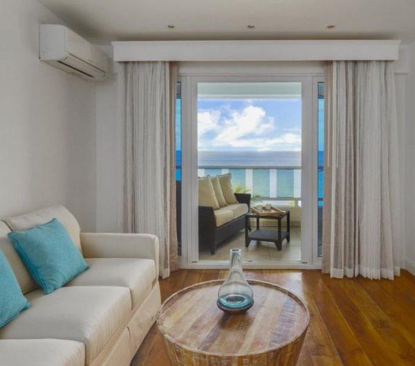 Ocean Front Split Level Room