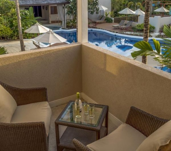 Pool View Spa One Bedroom Suite